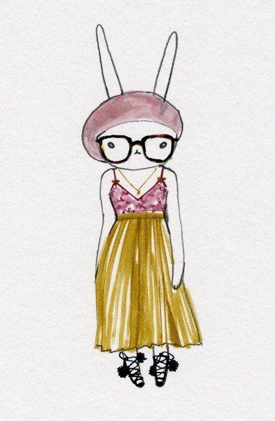 Fifi Lapin in Gucci