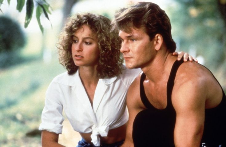 Dirty Dancing with Jennifer Grey and Patrick Swayze