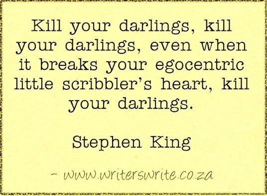 Quotable - Stephen King - Writers Write