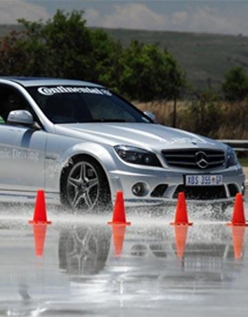 Mercedes Benz Dynamic Driving - Pretoria  R 4200.95