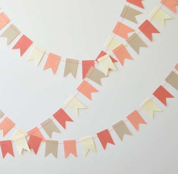 Umiss Paper Bunting Gold Foil Graduation Wedding Birthday Party Decor