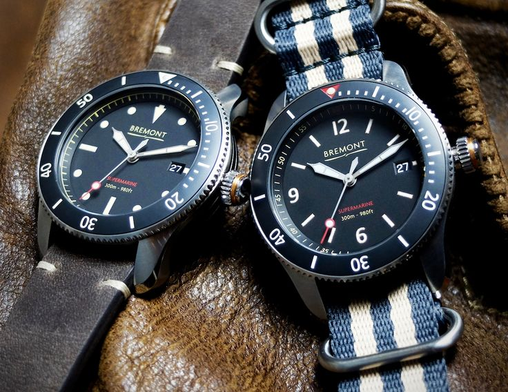 Bremont Watch Line Up For 2017 Announced | aBlogtoWatch