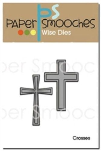 Papersmooches Dies - Crosses | | Memory Crafts