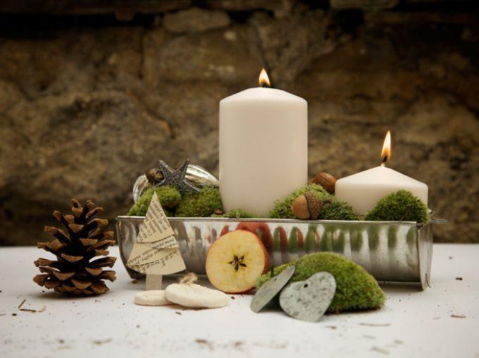 Juledekorationen kan have mange forskellige udtryk ... kig forbi og se hvad vores udstillere har fundet på.