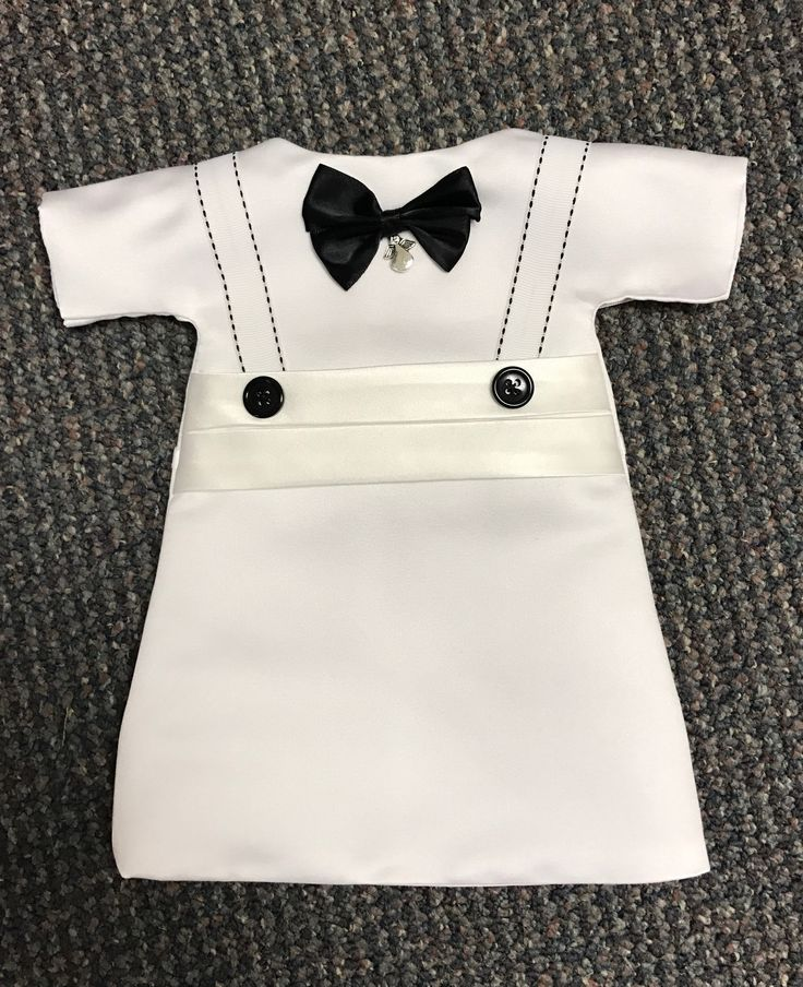 Boy Angel Gown
