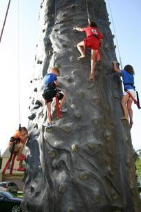 Portable Rock Climbing Walls  www.Extreme-Climbing.com  (713) 291 5579