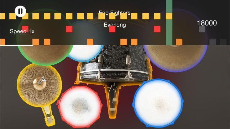 Drum kit iosgamesappapps drum kits drums iphone games