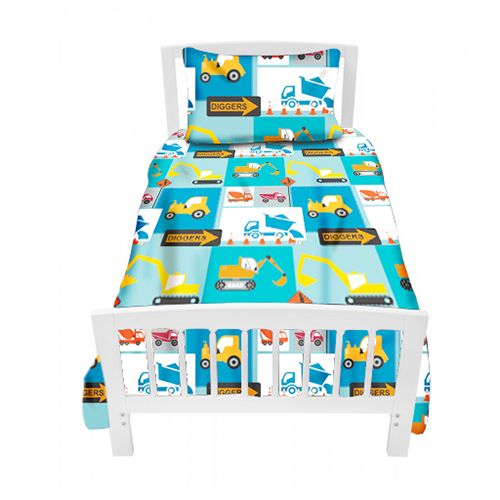 Childrens-Single-Size-Kids-Duvet-Quilt-Covers-with-Pillowcase-Polycotton-Bedding