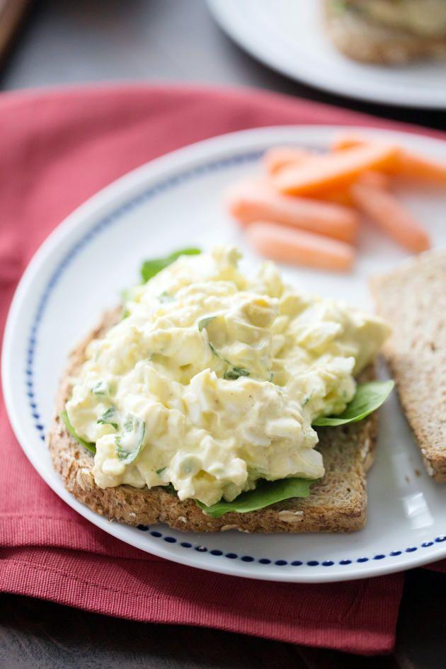 1000+ ideas about Easy Egg Salad on Pinterest | Egg salad ...
