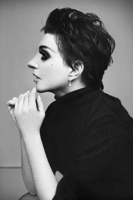 Liza Minnelli by Ruven Afanador