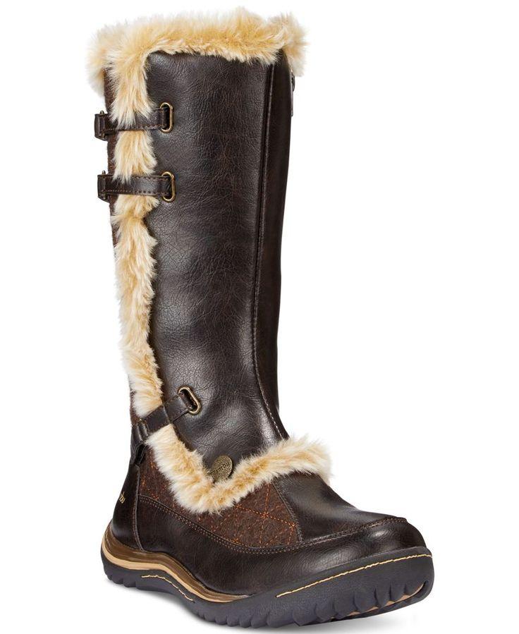 Jambu Women's Arctic Faux-Fur Cold Weather Boots