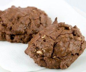 Chocolate Hazelnut Espresso Cookies - Dessert #recipe #cookies #baked ...
