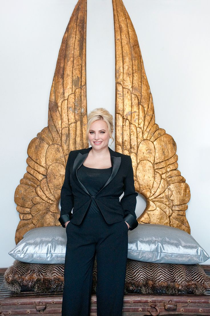 "Tour Meghan McCain's L.A. Digs  #refinery29  http://www.refinery29.com/meghan-mccain#slide9  Did you help design your new apartment? ""I take absolutely, unequivocally, zero responsibility or credit for how my apartment looks. My best friend from high school is an interior designer, and I literally said, 'I want my apartment to be a little Graceland and a little Scarface and a little Goldie Hawn in the '70s, and you do whatever you want.' And, she did whatever she wanted, and I absolutely ..."