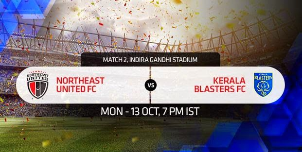 North East United FC vs Kerala Blasters FC preview