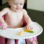 Baby Led Weaning- Introducing Solids