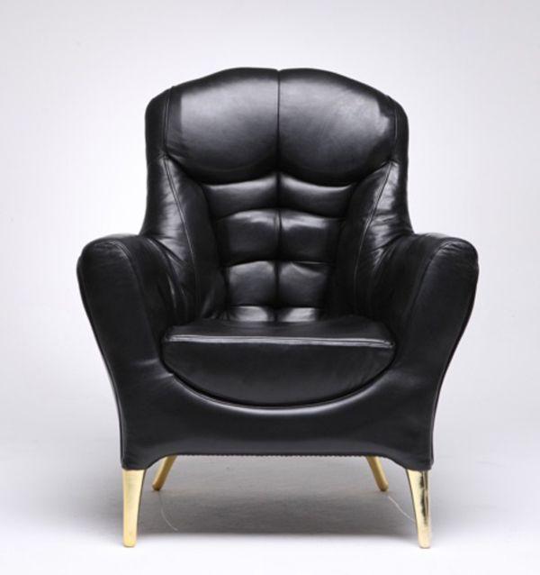 Mr. Chair. A little creepy, little cool.