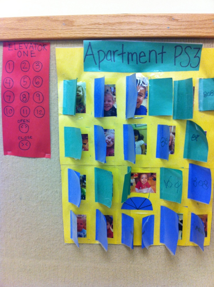 Preschool Activities With House Themes | The Classroom