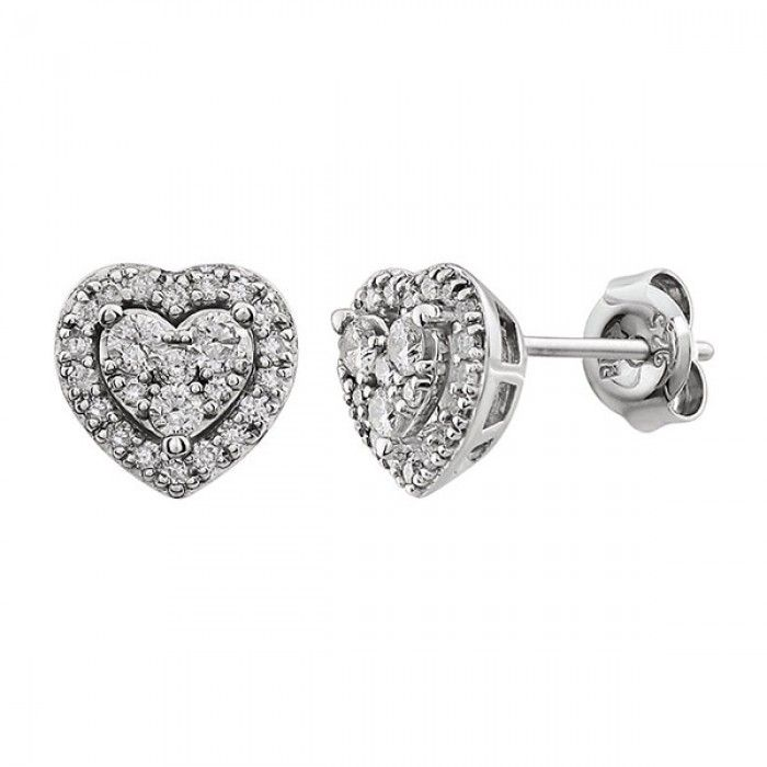 stud heart bestdiamondprice product com diamond earrings shaped