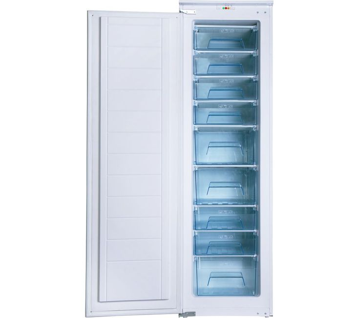AMICA BC226.3 Integrated Tall Freezer