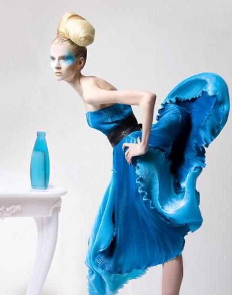 Fashion Models | ... Fashion Show!!! » ansley-hord-runway-print-fashion-model-atlanta