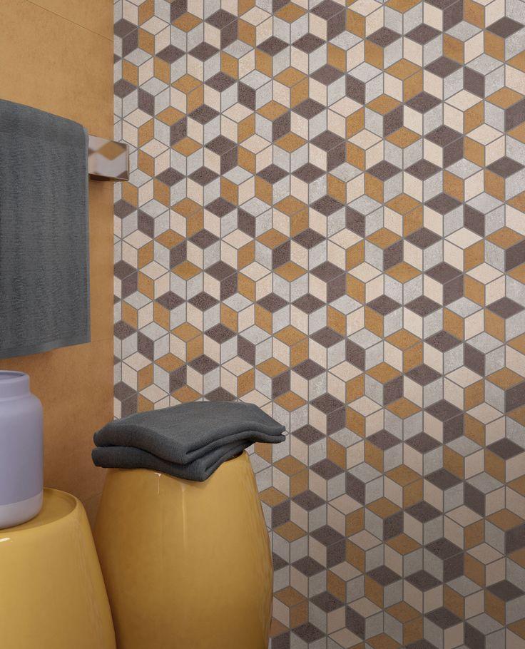 Creation Collection Hexagon Tiles Pattern Texture Http Goo