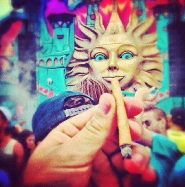 Tomorrowland.. I WILL GO TO THIS.  not exactly the year but that I will someday