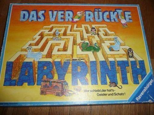 Das verrückte Labyrinth | 61 Spielzeuge, die Du aus den 80ern kennst