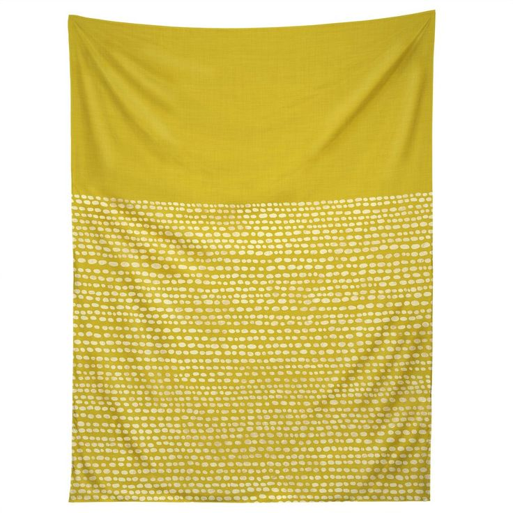 Jacqueline Maldonado Riverside Yellow Tapestry Part 79