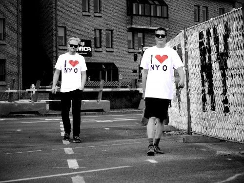 I LOVE NY O - Hans Christian Arnklit, Dan Eskekilde