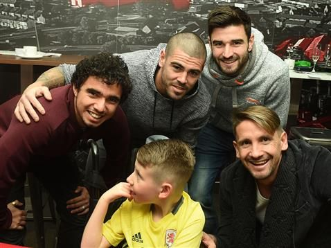 Middlesbrough FC shirt sponsors Ramsdens raise funds with Twinkle Twinkle event at the Riverside Stadium