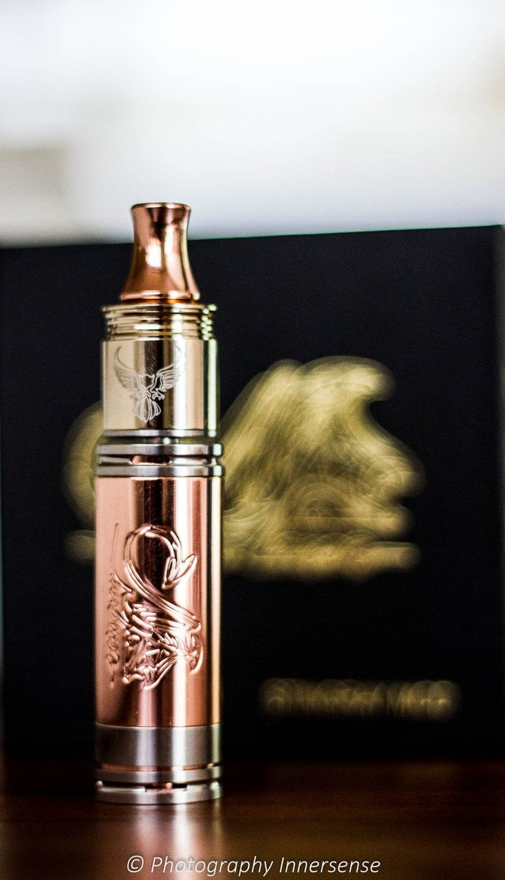 Stingray Red Copper mechanical mod