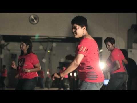 how to do the harlem shuffle line dance