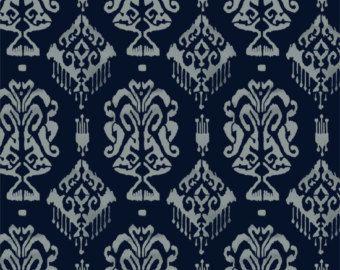 Kupang Ikat stencil pattern, Moroccan wall stencil, decor stencil, painting stencil, Large stencil, craft stencil