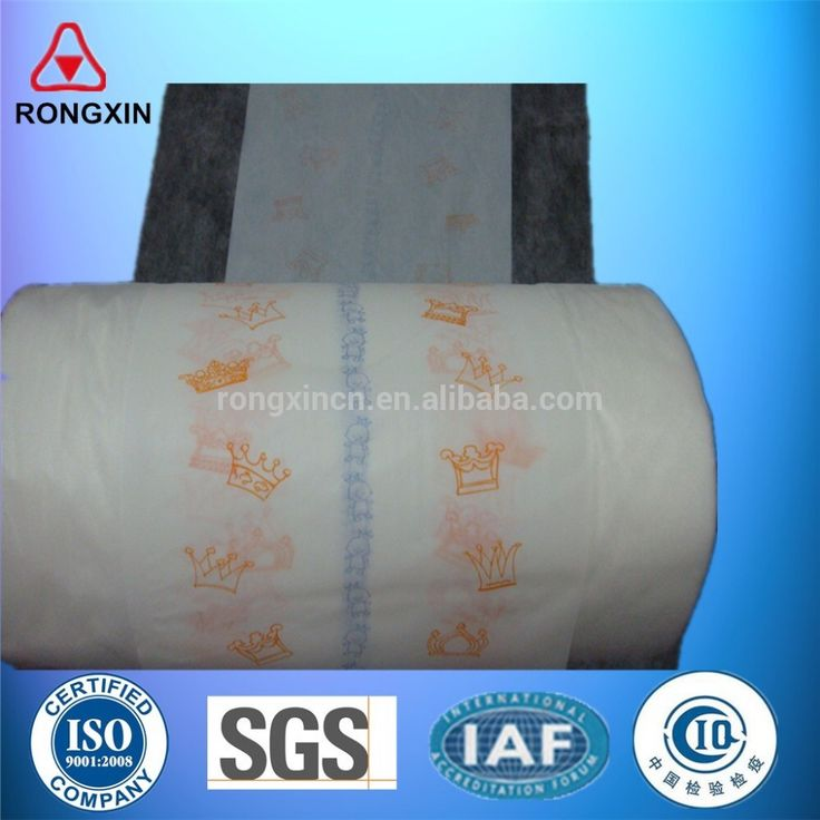 Soft PE breathable lamination film for baby diapers