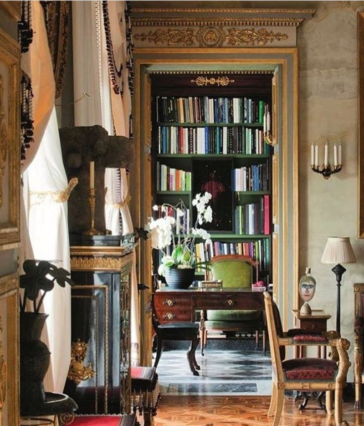 Discover a Mlange of Chic Parisian Homes