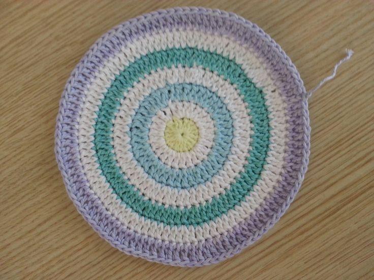 Crochet bag.. örmeyi bitirebilirsen çanta olacak