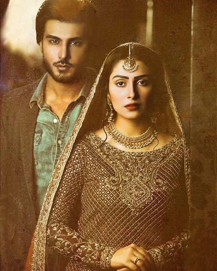 """#AizaKhan wears #SanaAbbas for her comeback serial with #ImranAbbas, 'Tum Kon Piya'  @sanaabbasofficial"""