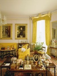 The Duchess of Kent's Sitting Room, Frogmore House