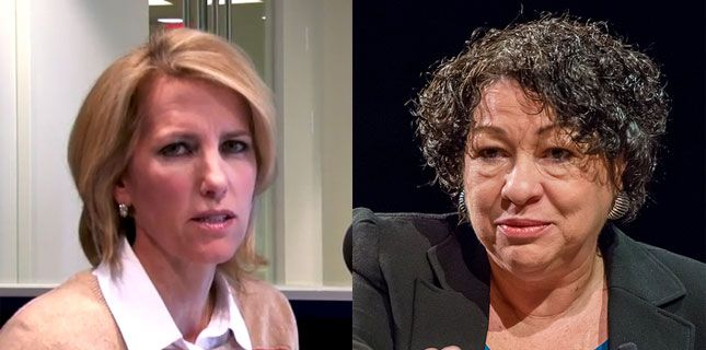 Laura Ingraham's Attacks On Sonia Sotomayor Miss Her All-American Heritage