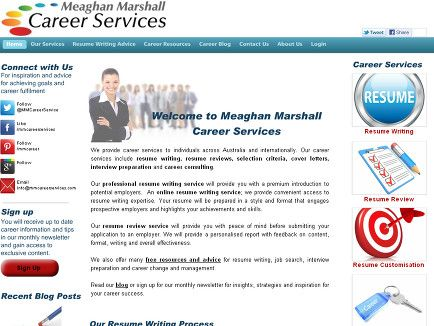 Professional resume services online jobs