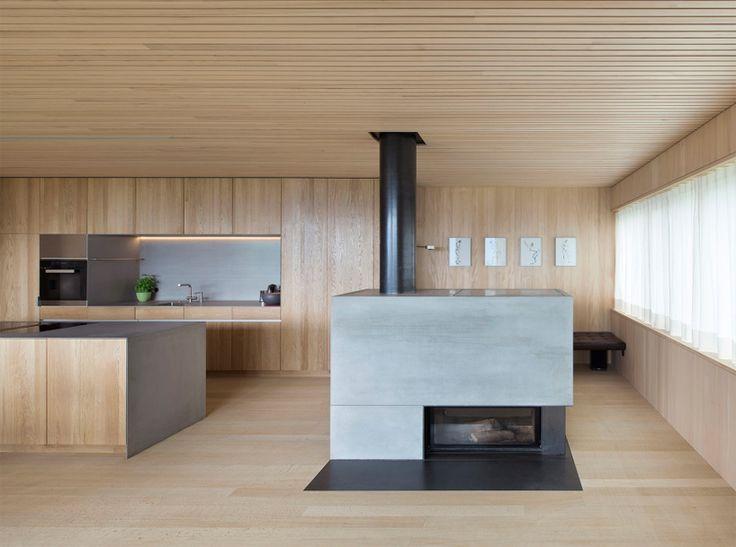 High Quality Dietrich Untertrifaller Architeckten Haus B Austria Designboom 02