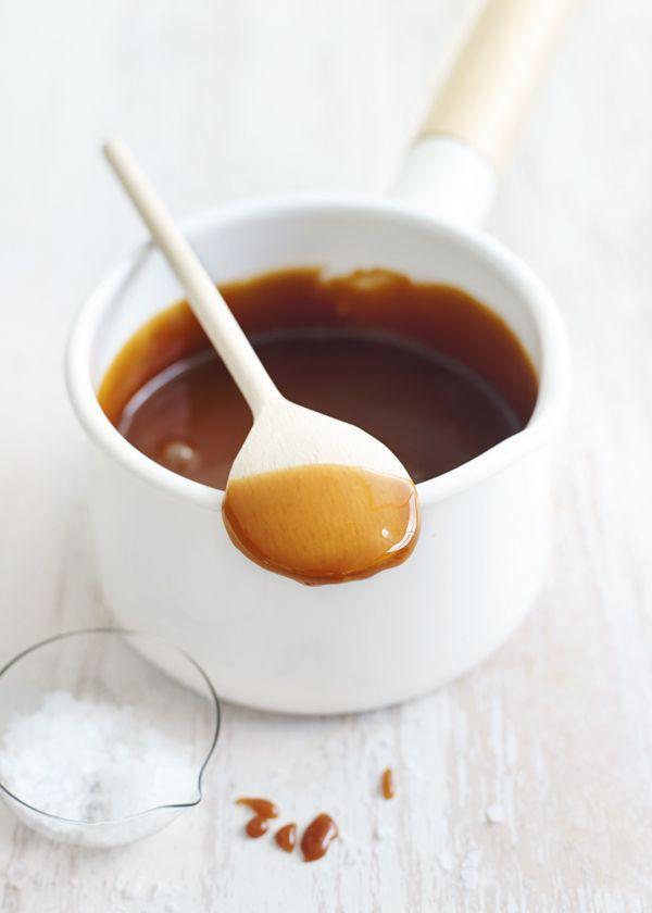 salted caramel//