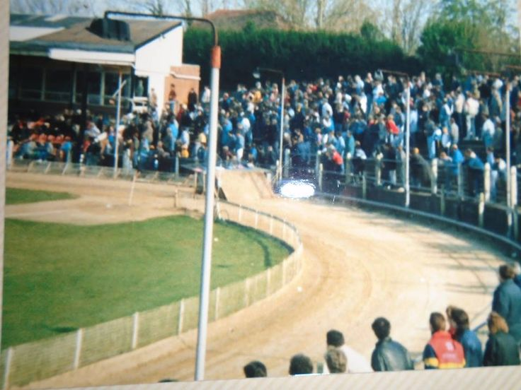 Critic Corner at the Athletic ground during the last game v Stafford Rangers
