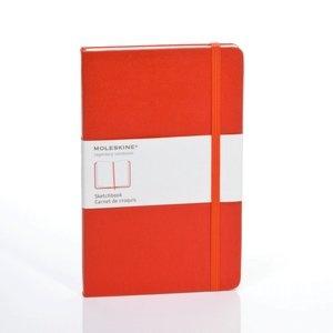 Moleskine Classic Red Large Sketchbook