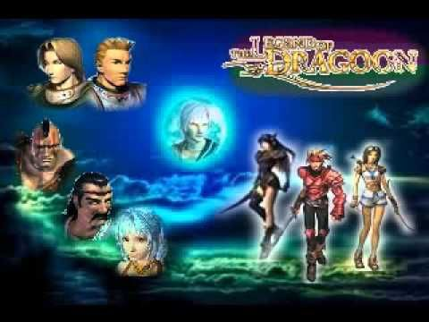 Legend of Dragoon OST-Despair