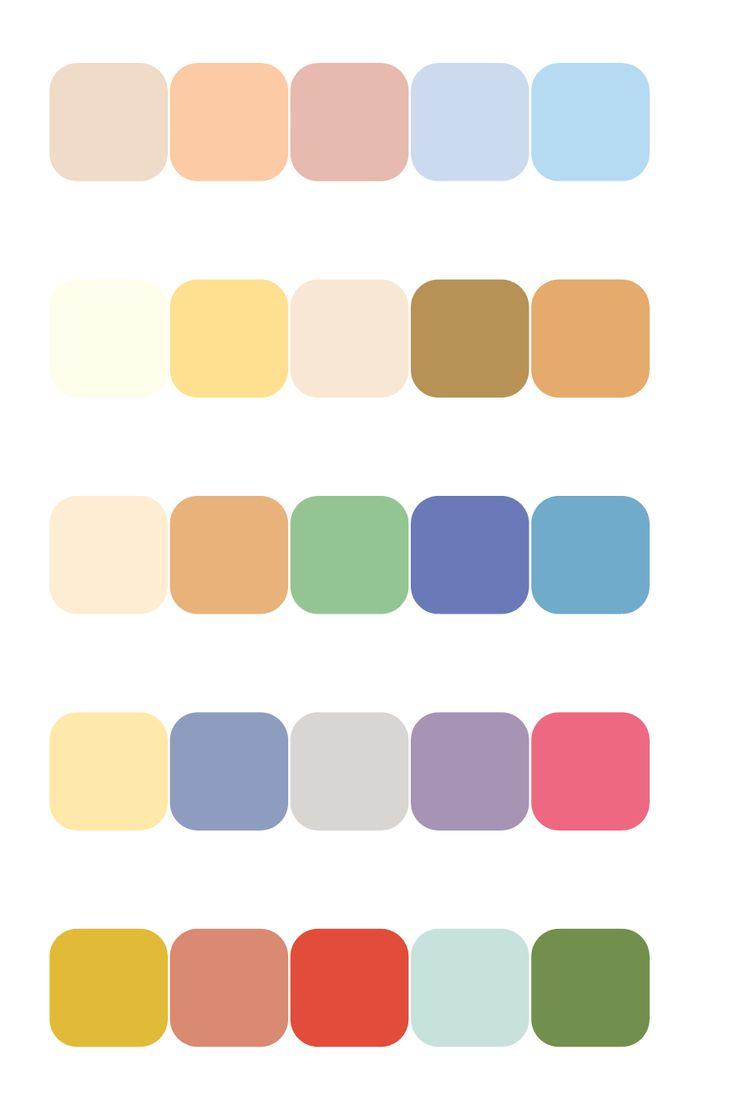 Meer dan 1000 idee n over warme verf kleuren op pinterest verfkleuren olympische verf en - Warme en koude kleuren in verf ...