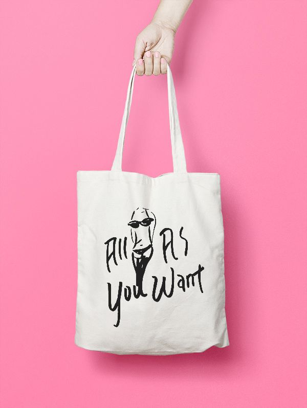 ALL AS YOU WANT on Behance