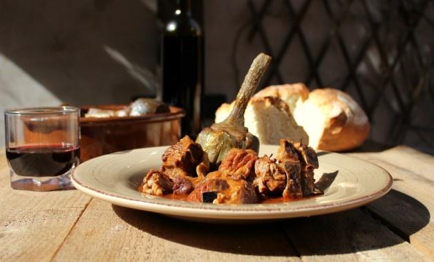 #Lamb with #artichokesDe Cordero, Recipe, Recipe, El Aderezos, Con Alcachofas, This Recipe, Cordero Con, All, Kitchen