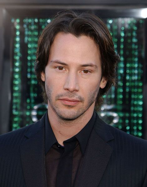 Keanu Reeves - The Matrix Reloaded Premiere - May 7, 2003