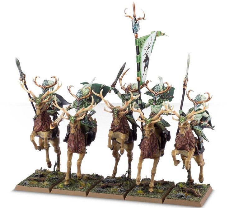 Image result for elf stag cavalry miniatures